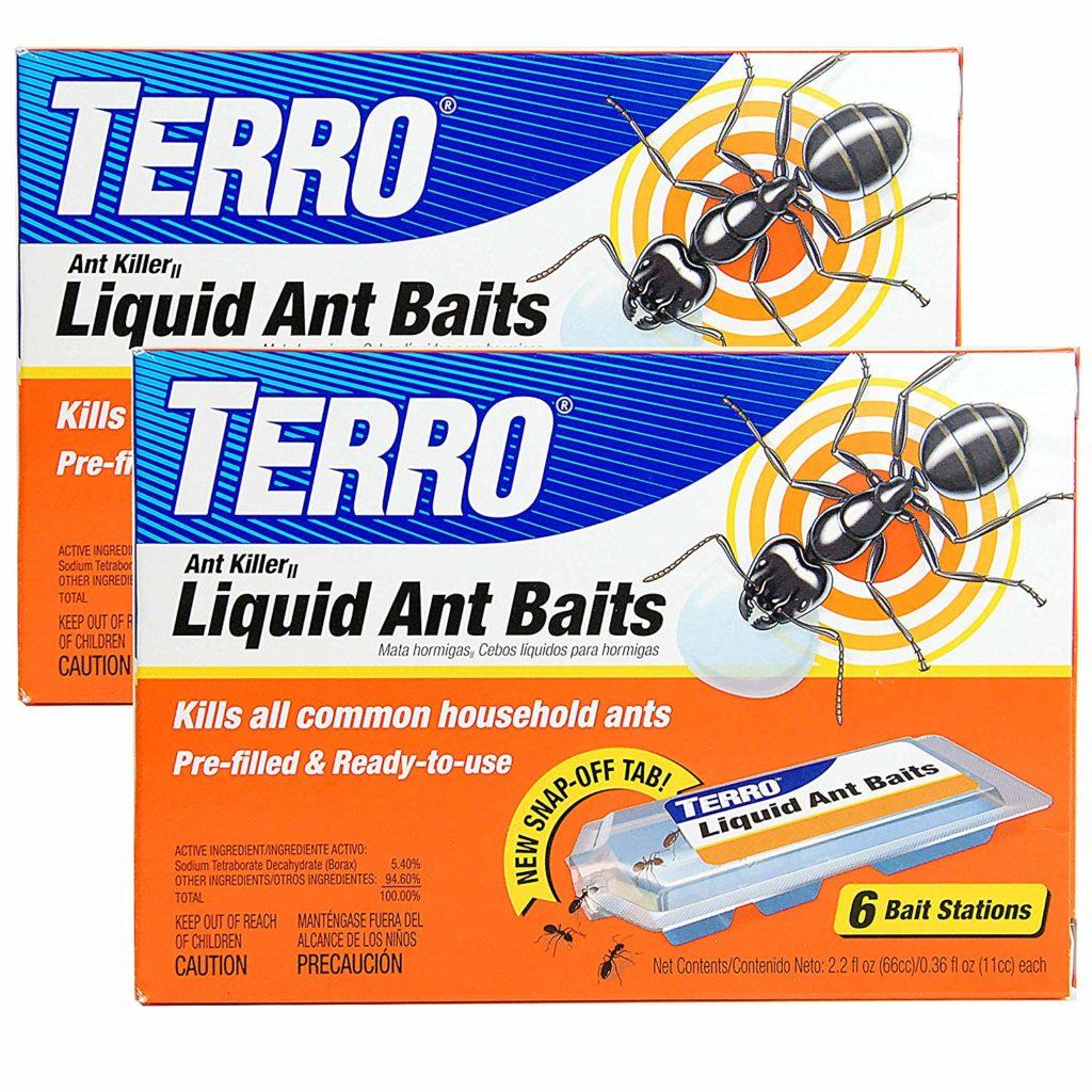 Liquid Ant Baits