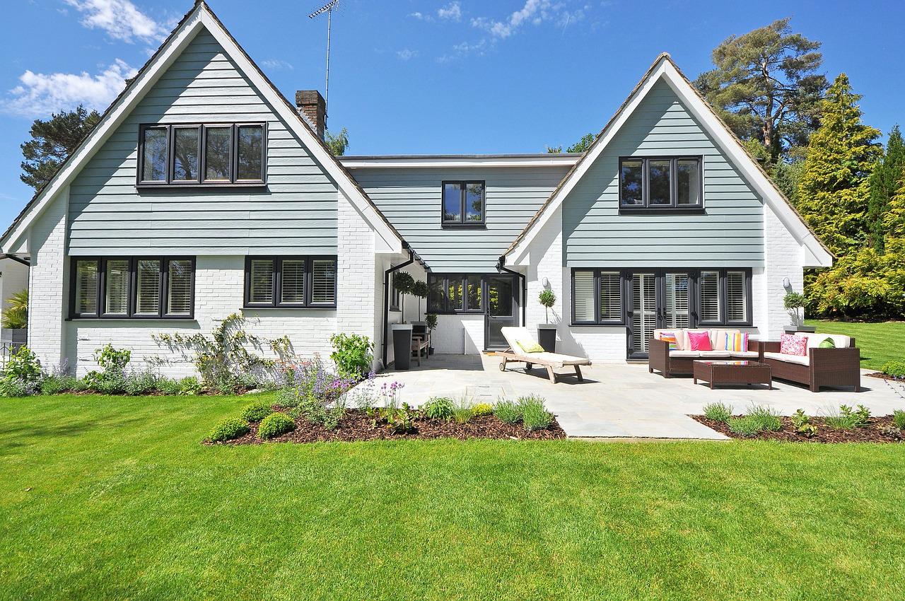 England Style Home