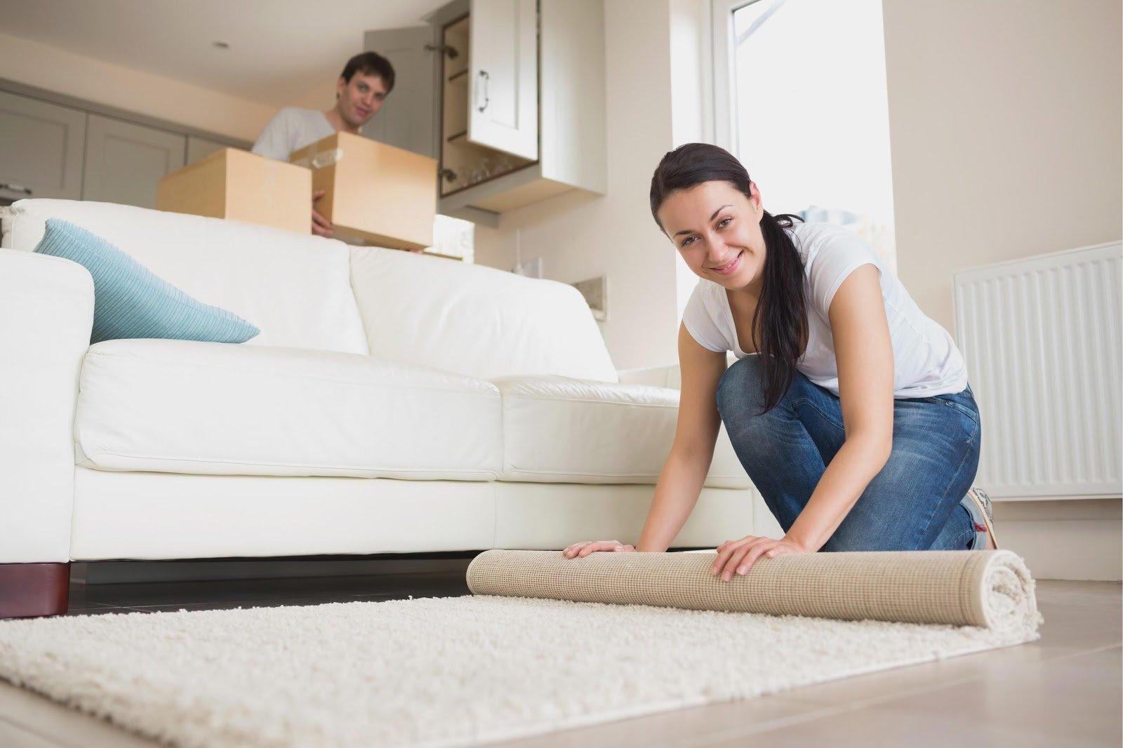 roll carpet